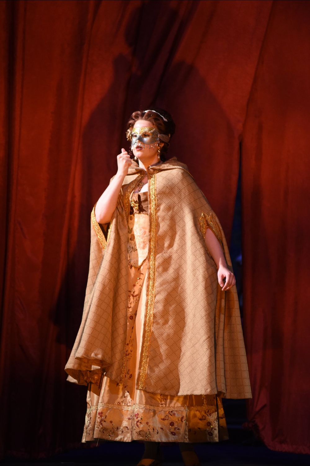 Donna Elvira in Don Giovanni
