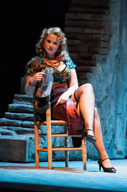 Maddalena in Rigoletto
