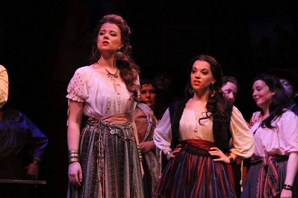 Mercédès in Carmen