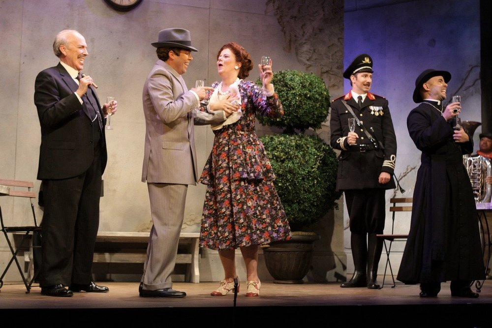 Sarelda in The Inspector