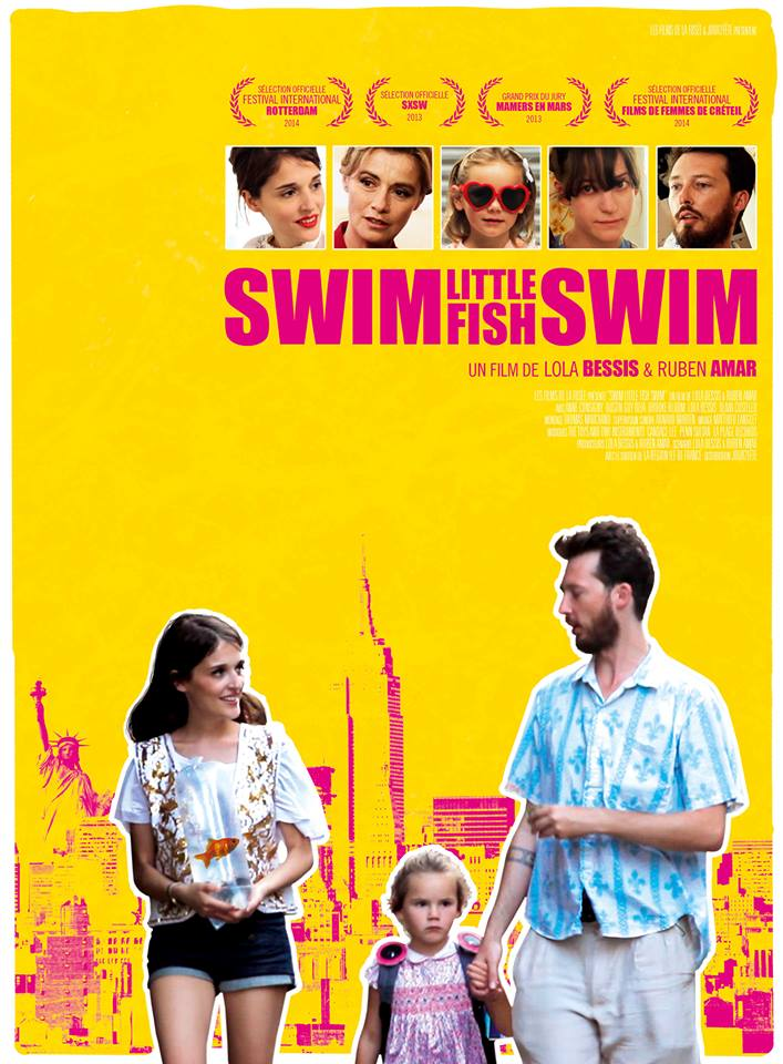 Saturday, May 10th - 4:30 PM SWIM LITTLE FISH SWIM (Toronto Premiere) at the Royal Cinema (608 College Street) A co-presentation with CMW Film Fest and MDFF $10 adv/$12 door (tickets available at www.cmwfilmfest.com)