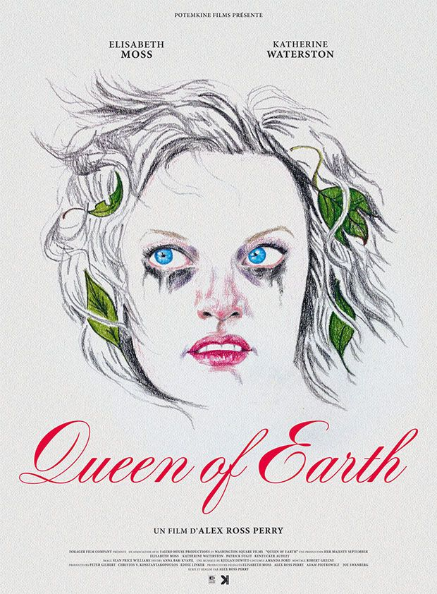 Tuesday, October 13th, 2015  MDFF  and Refocus present QUEEN OF EARTH (Canadian Premiere) The Royal (608 College Street) 7PM $10 at the door