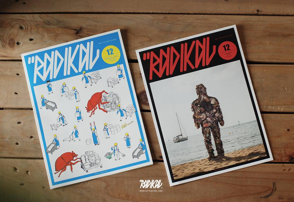 2014.04.22 / RADIKAL PACKAZINE / No.12