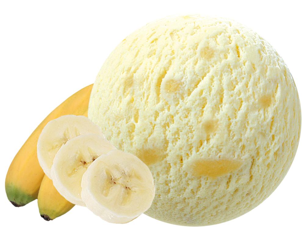 Bananen Glace