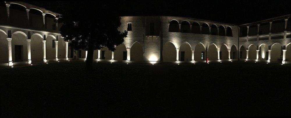 """"""" Convento Dell'Annunciata - Abbiategrasso """" Foto di DJ Tommy (tcassano[at]aminstruments.com)."""