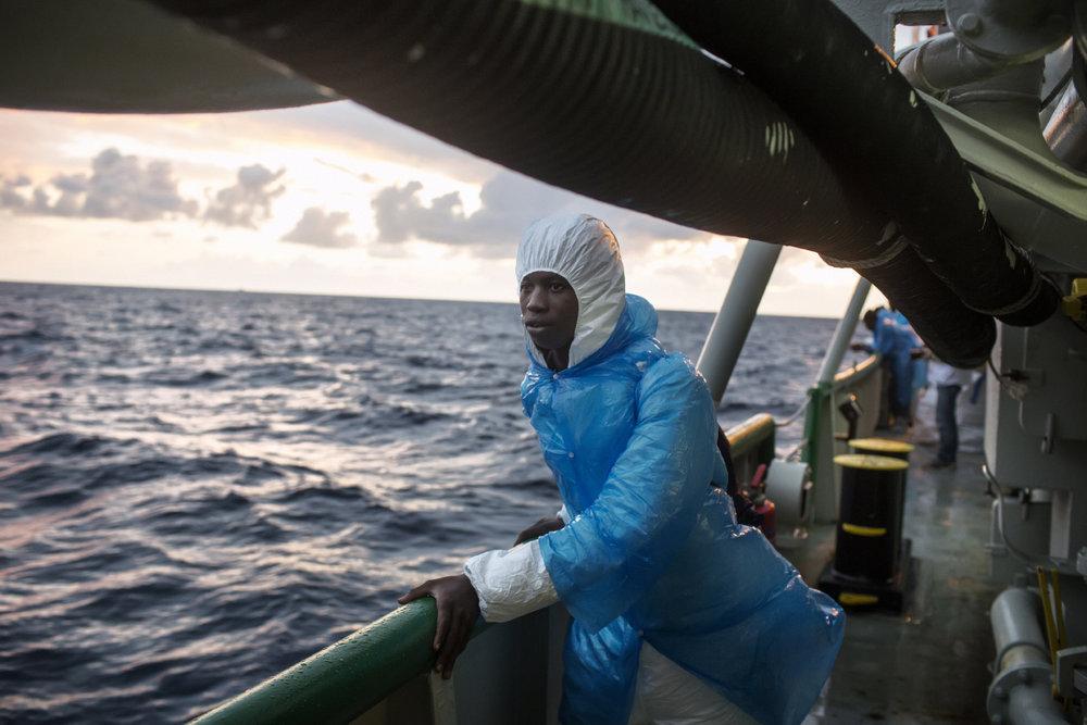 Verso Lampedusa
