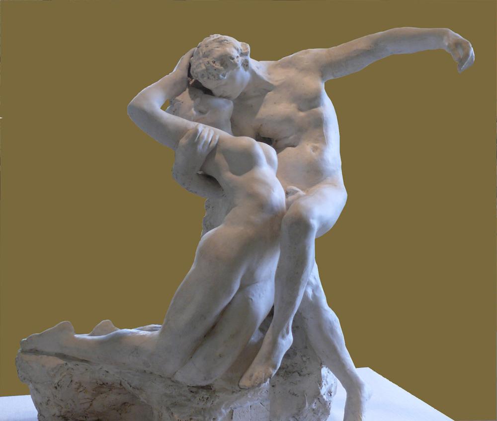 ETERNA PRIMAVERA di Auguste Rodin