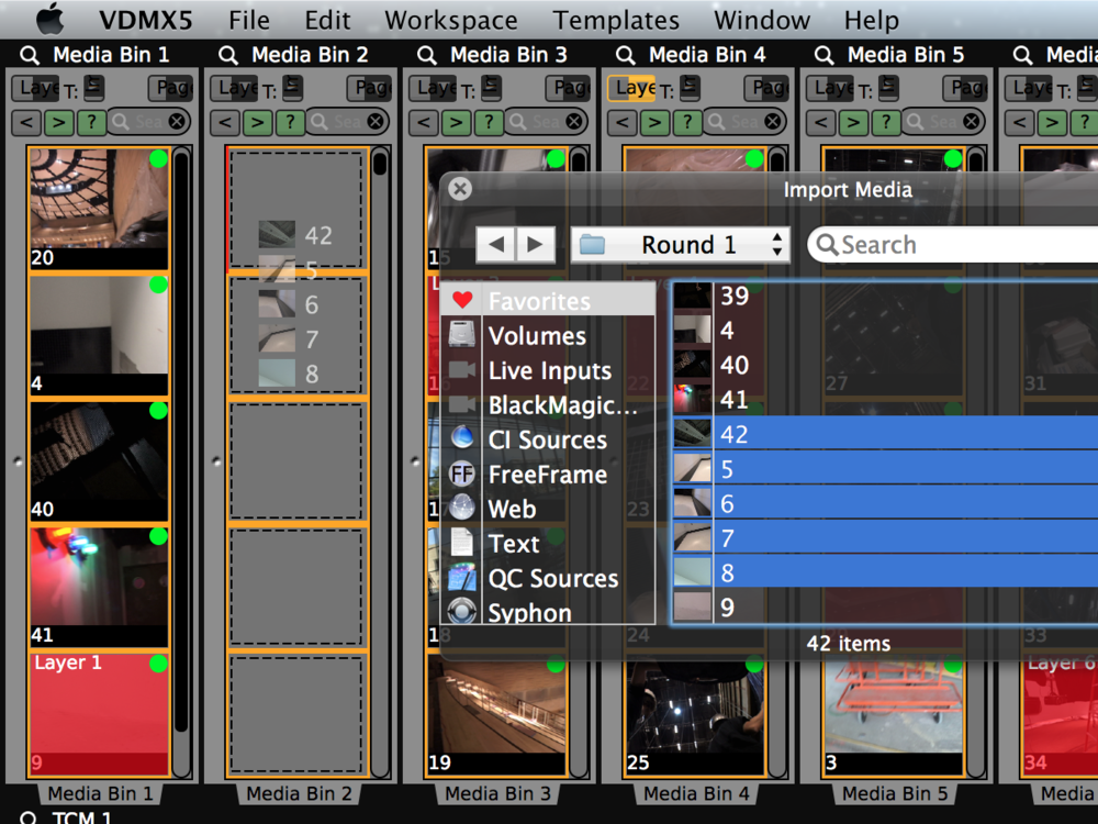 code mixing on vj Download grandvj, eight channels vj software for real time hd video mixing.