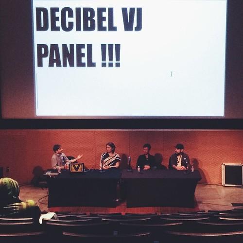 VJ Panel