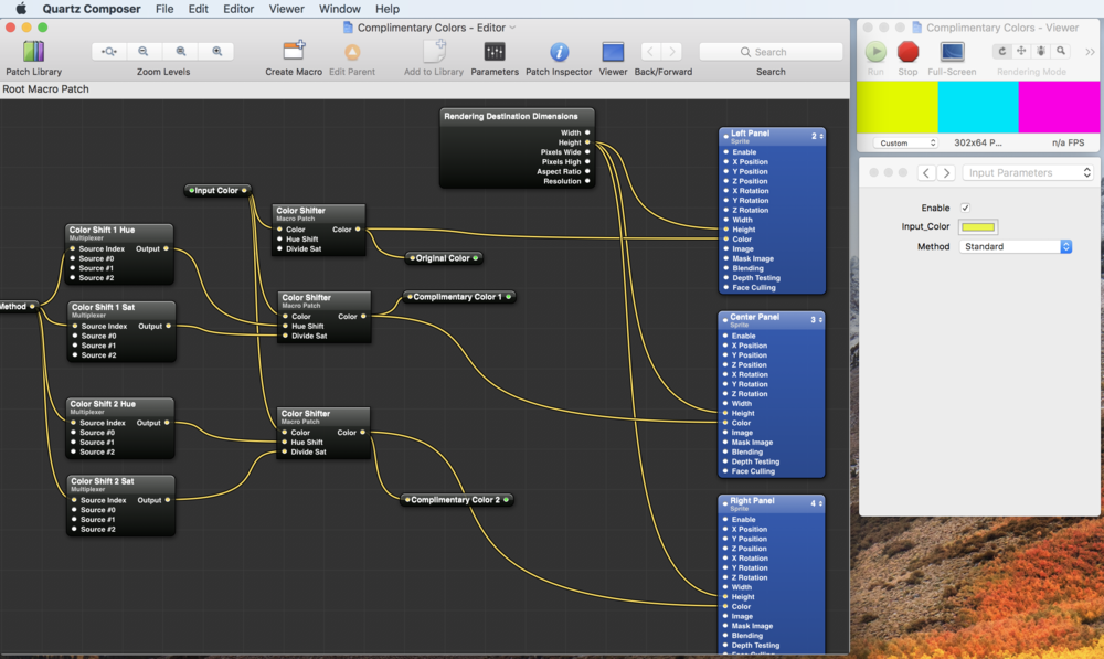 Use the Quartz Composer Editor to further customize the plugins or create your own.