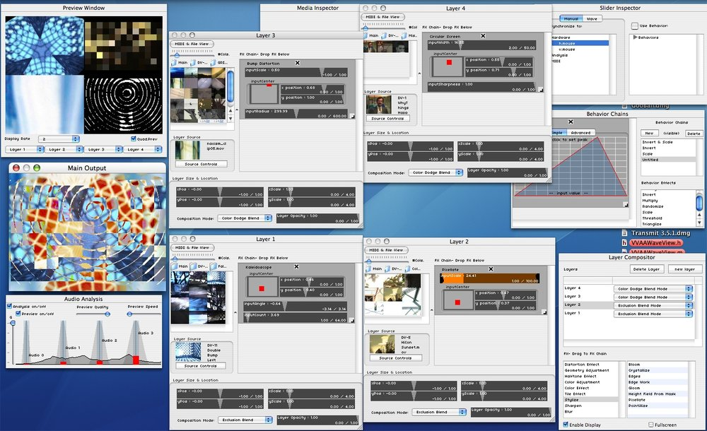 VDMX5 / Grid Pro 2