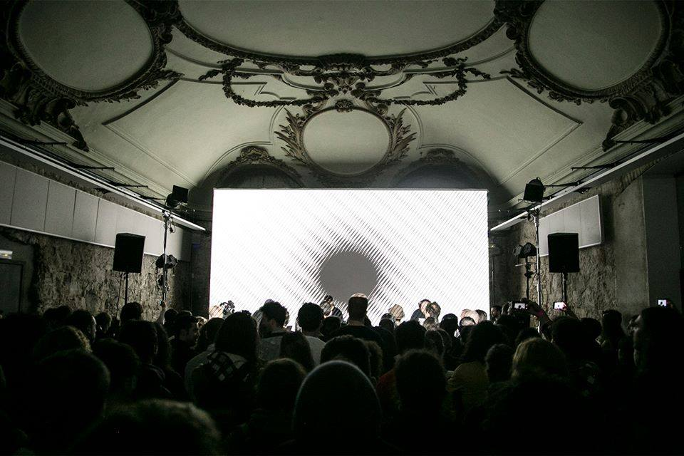 Loppkio - at Mutek 2014 : photo Alba Ruperez