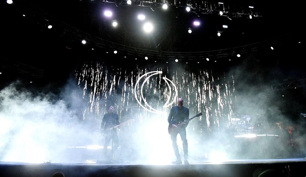 A Perfect Circle at Coachella,  via Rolling Stone