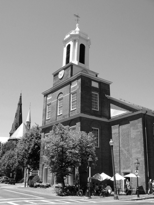 Argopoint is headquartered at the historic Charles Street Meeting House. Built in 1807, the Meeting House is located at the base of Beacon Hill at the corner of Charles and Mt. Vernon Streets.