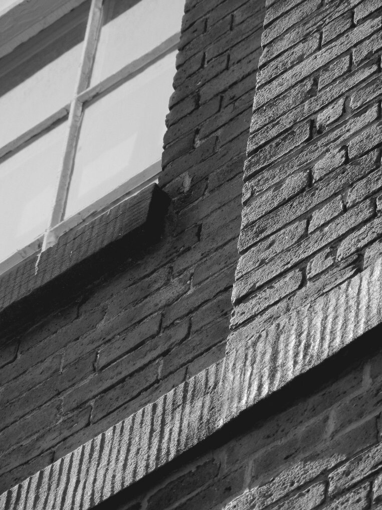 brick, window pane, Beacon Hill, Charles street meeting house