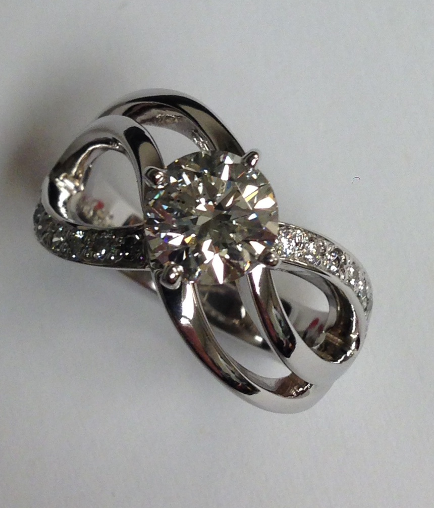 unique-diamond-infinity-design-engagement-ring-craft-revival-jewelry-store-grand-rapids