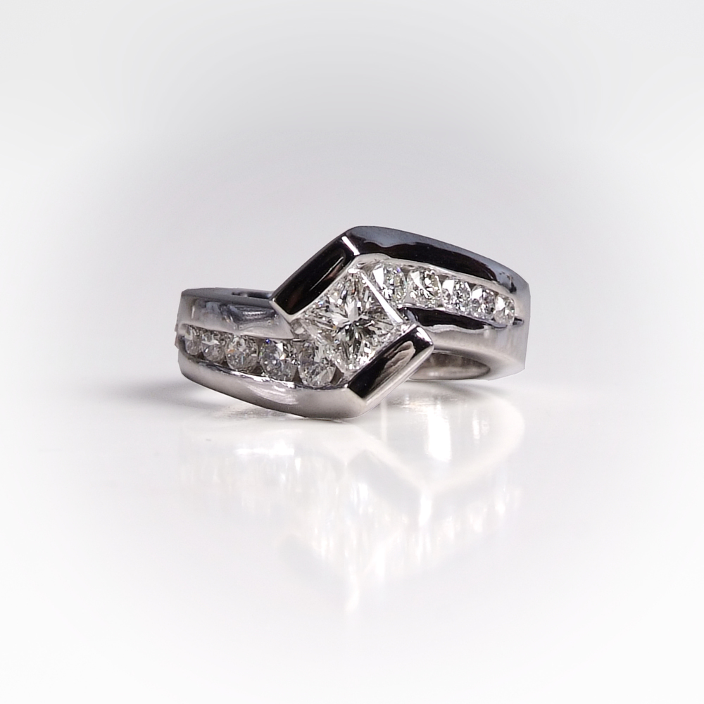 unique-radiant-cut-twist-diamond-engagement-ring-craft-revial-jewelry-store-grand-rapids