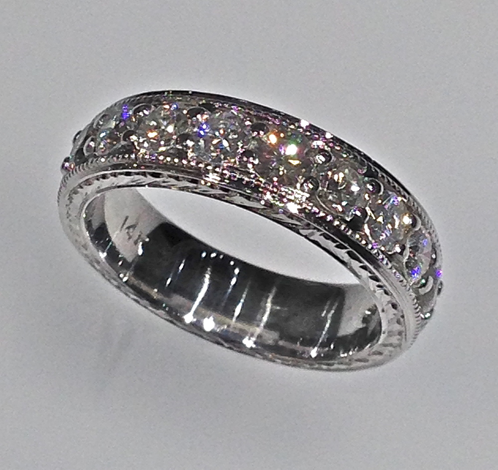 Wedding Ring Set Appraisal