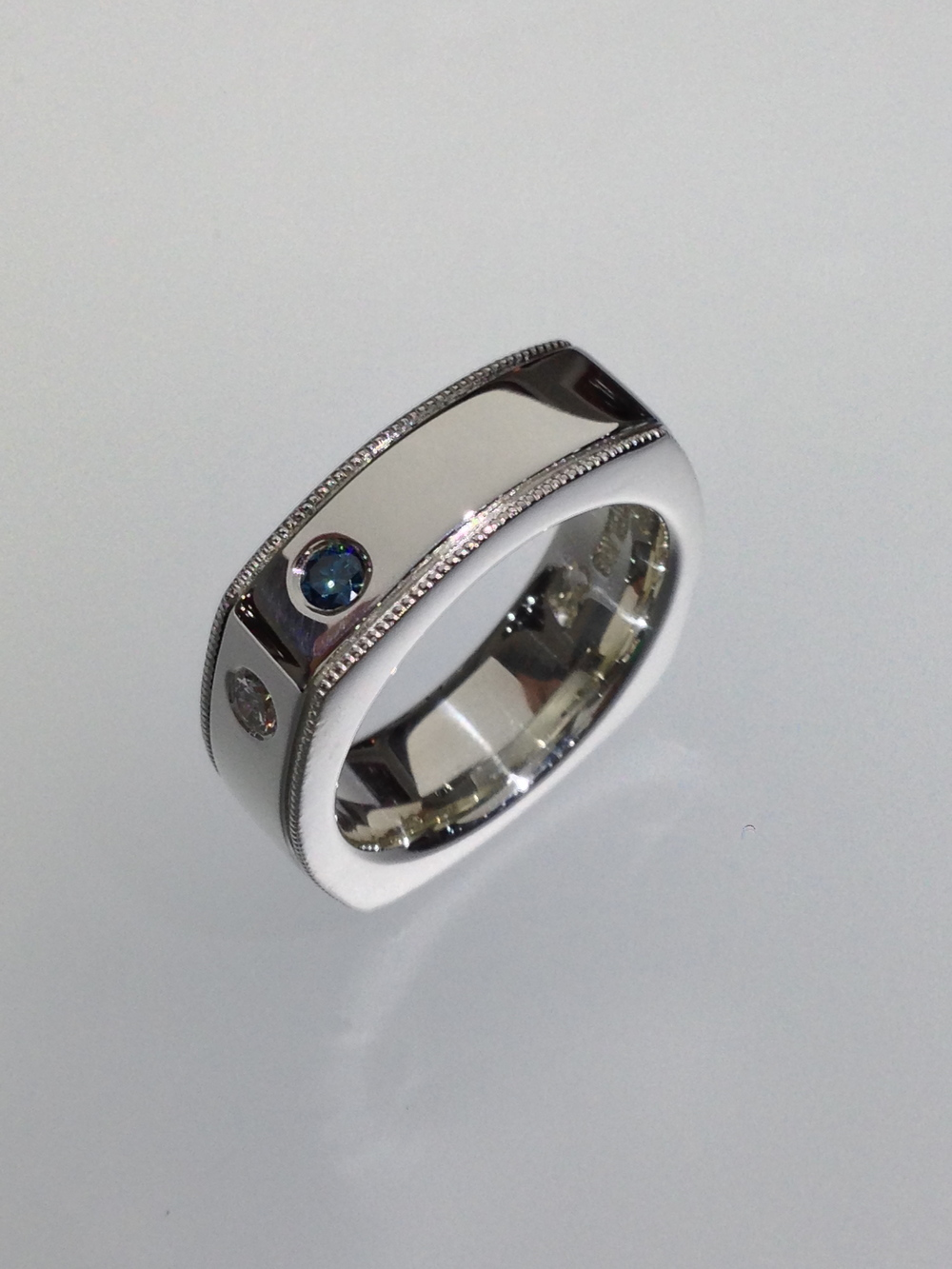unique-modern-blue-diamond-gents-band-white-gold-craft-revival-jawelry-store-grand-rapids