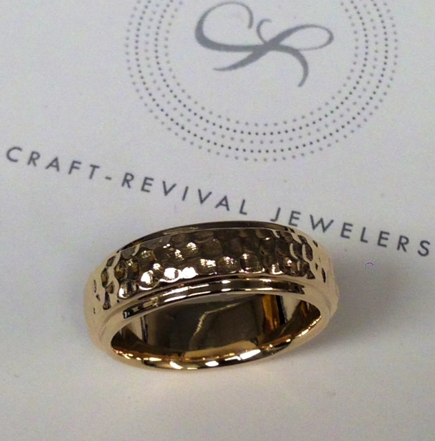 unique-yellow-gold-custom-wedding-band-gents-mens-wedding-ring-grandrapids-craft-revival-jewelry-store