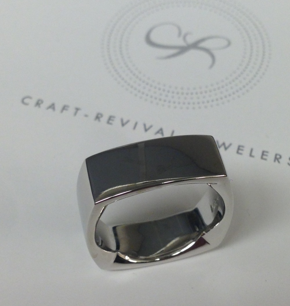 unique-sleek-modern-design-mens-gents-wedding-band-white-gold-craft-revival-jewelry-store-grand-rapids-michigan