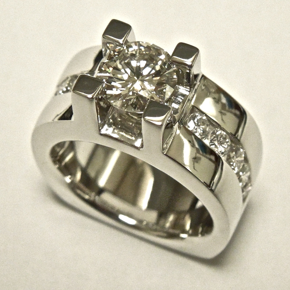 unique-craft-revival-jewelry-store-grand-rapids-unique-white-gold-round-diamond-modern-engagement-ring