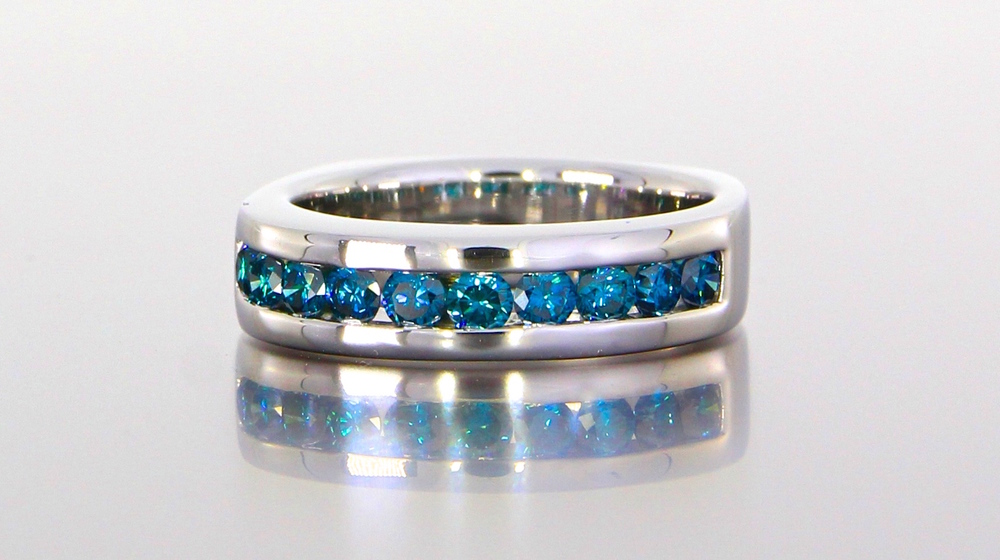 unique-blue-diamond-ladies-wedding-band-craft-revival-grand-rapids-jewelry-store