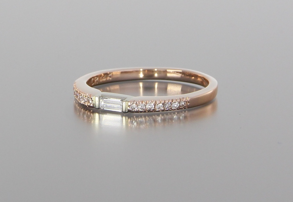 unique-ladies-rose-gold-diamond-round-band-emerald-cut-delicate-dainty-simple-ladies-wedding-band-craft-revival-jewelry-store-grand-rapids