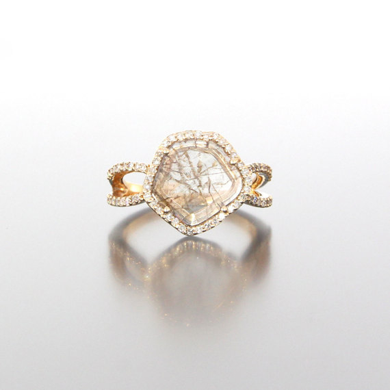 unique-ladies-gold-diamond-slice-raw-diamond-engagement-ring-craft-revival-jewelry-store