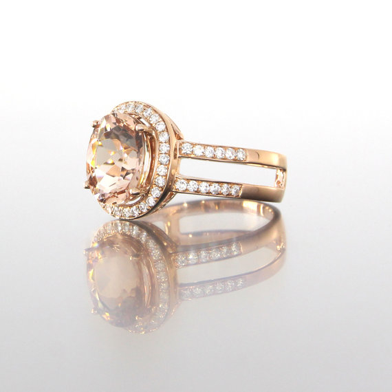 unique-oval-shape-morganite-delicate-diamond-halo-double-band-engagement-ring-craft-revival-jewelry-store-grand-rapids