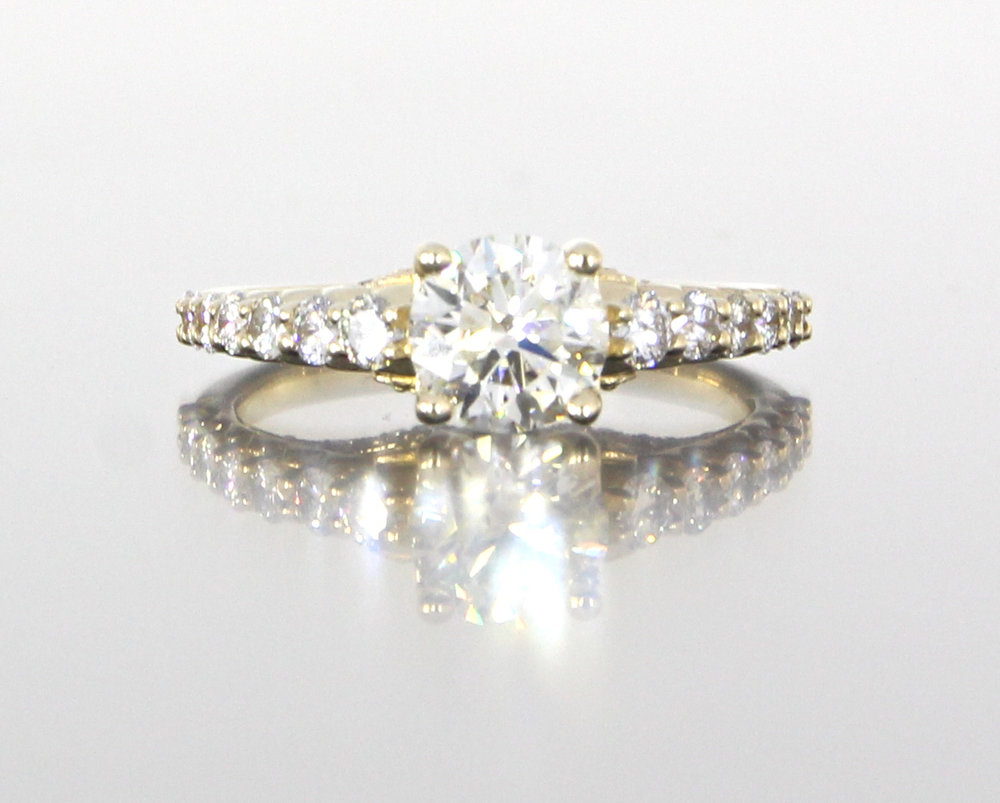 unique-delicate-yellow-gold-diamond-engagement-ring-craft-revival-jewelry-store-grand-rapids