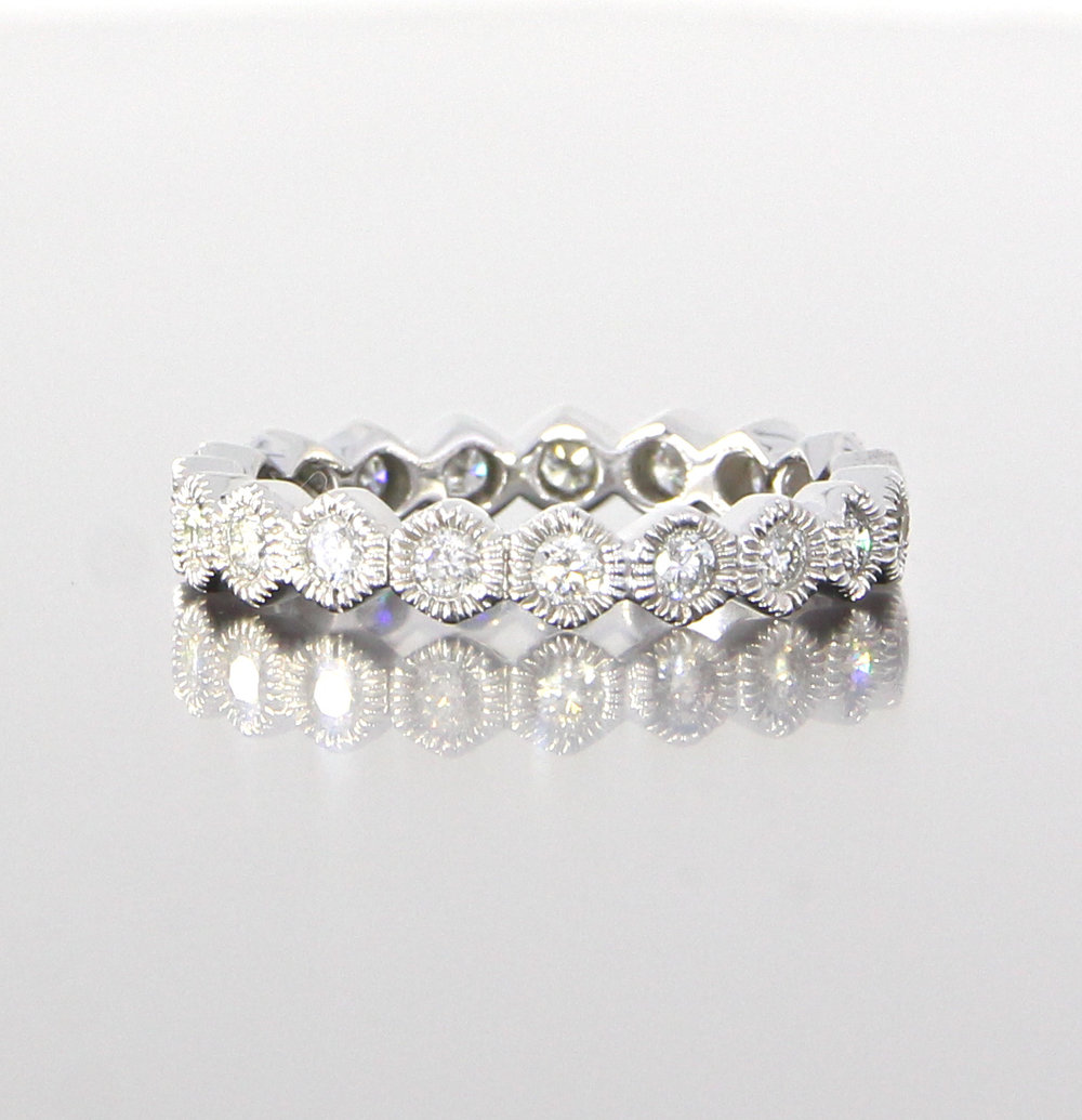 unique-delicate-vintage-white-gold-womens-wedding-band-eternity-style-craft-revival-jewelry-store-grand-rapids