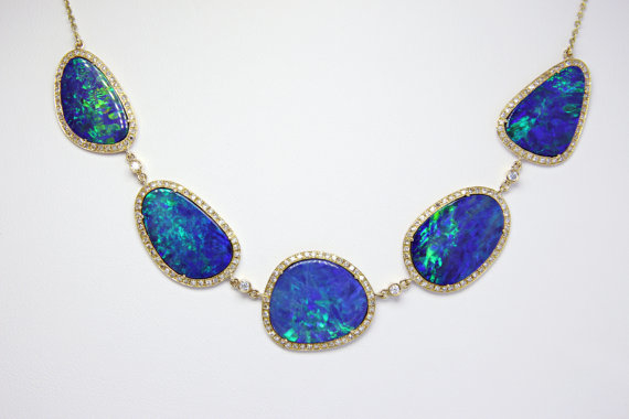 unique-opal-diamond-halo-yellow-gold-necklace-craft-revival-jewelry-store-grand-rapids