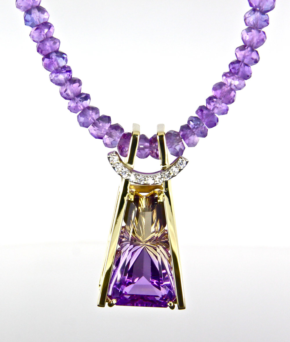 unique-amethyst-yellow-gold-diamond-accents-amethyst-bead-craft-revival-jewelry-store-grand-rapids-front-view