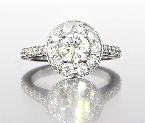 unique-round-diamond-halo-engagement-ring-craft-revival-jewelry-grand-rapids