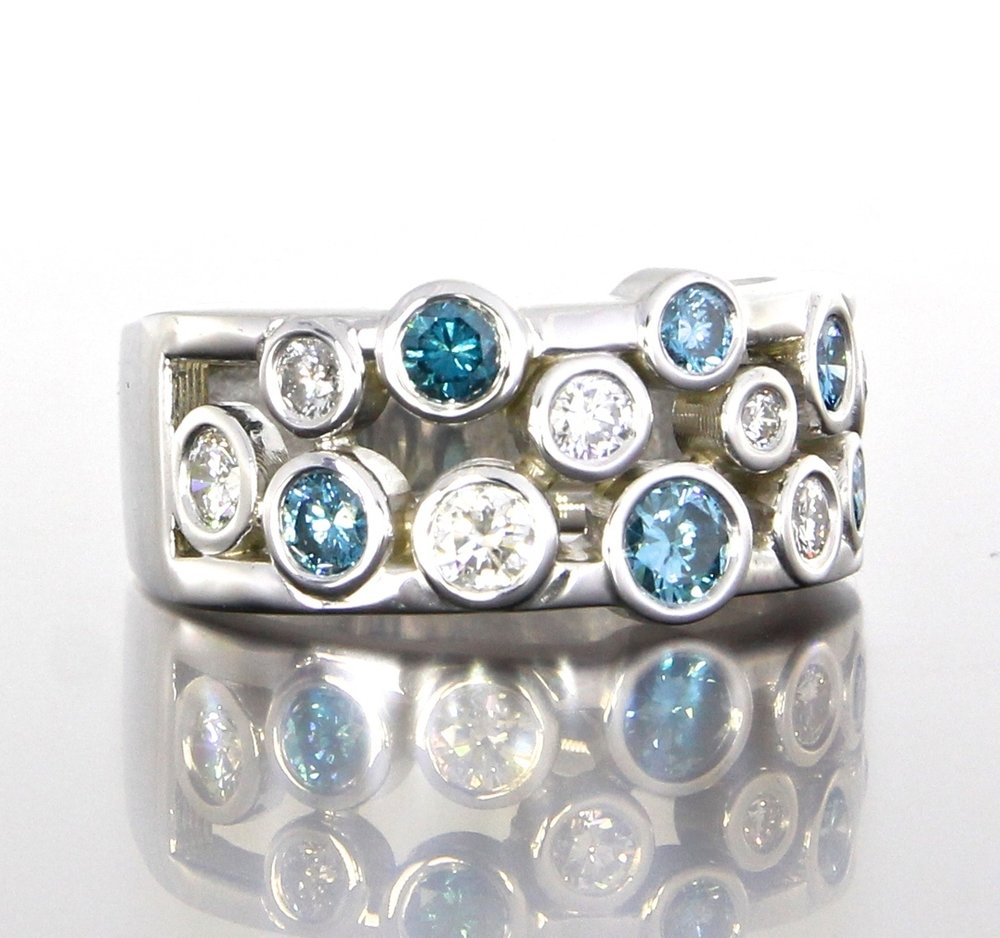 unique-diamond-blue-diamond-band-womens-wedding-white-gold-craft-revival-jewelry-store-grand-rapids