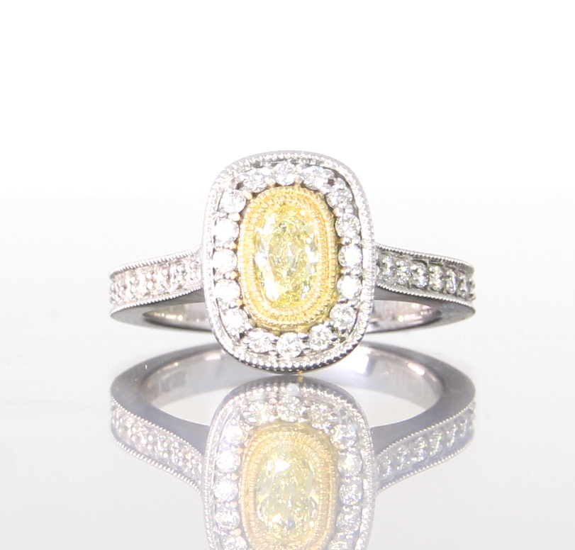 radiant y collection ring yellow cut z diamond rings ctw amazing stone engagement canary