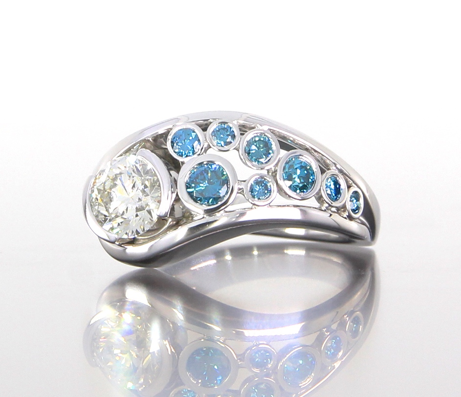 side-view-unique-diamond-engagement-ring-modern-design-blue-diamonds-craft-revival-jewelry-store-grand-rapids.jpg