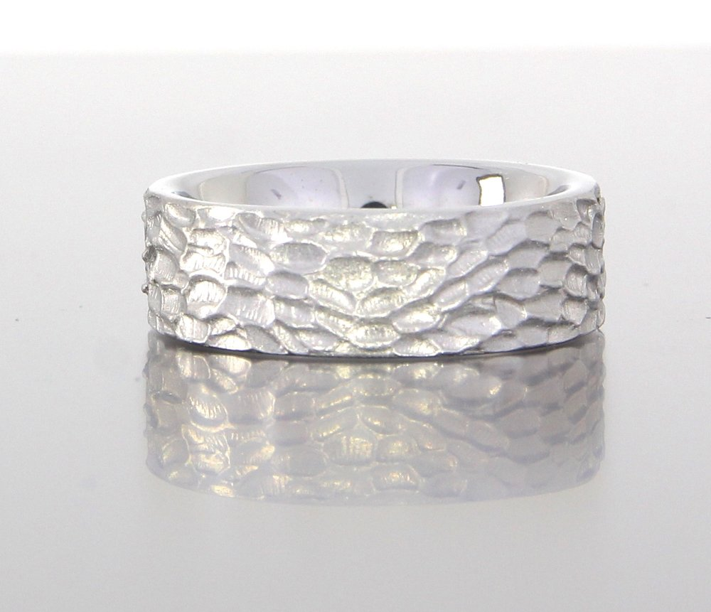 unique-mens-band-textured-wedding-band-white-gold-custom-modern-design-craft-revival-jewelry-store-grand-rapids