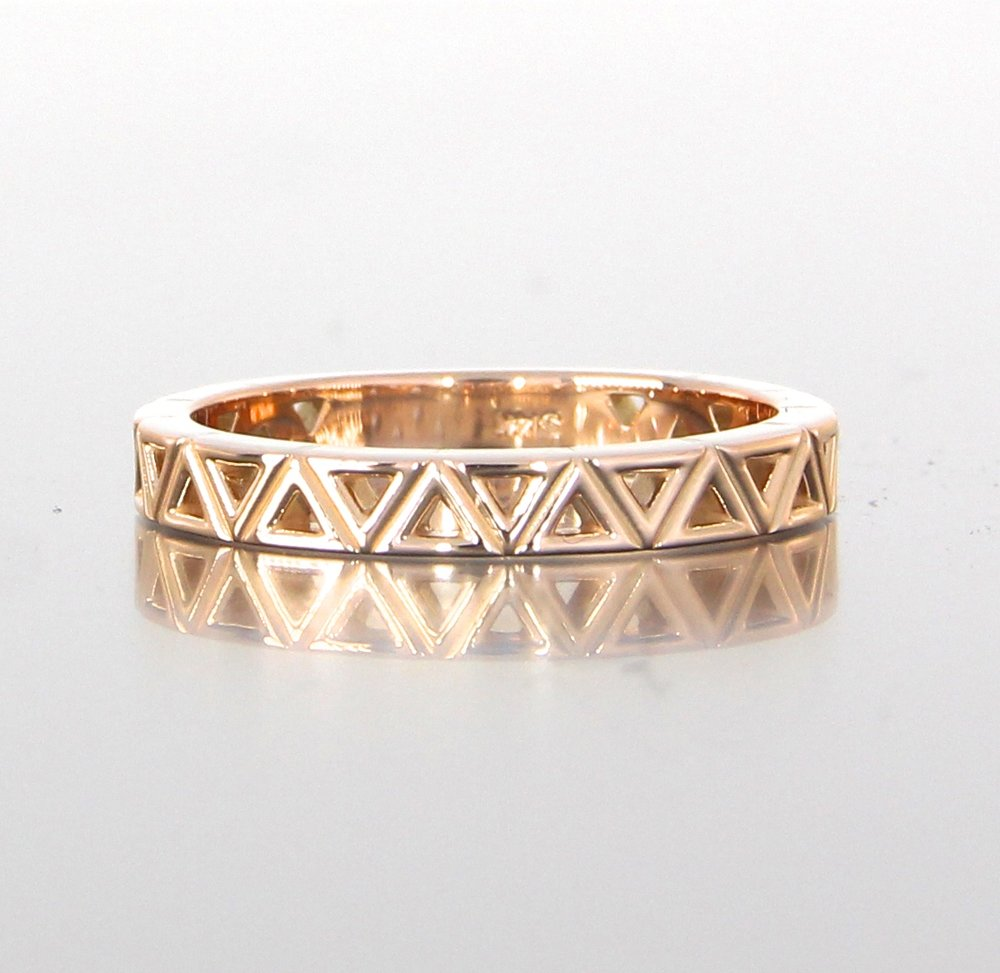 unique-ladies-rose-gold-band-delicate-dainty-simple-geometric-ladies-wedding-band-craft-revival-jewelry-store-grand-rapids