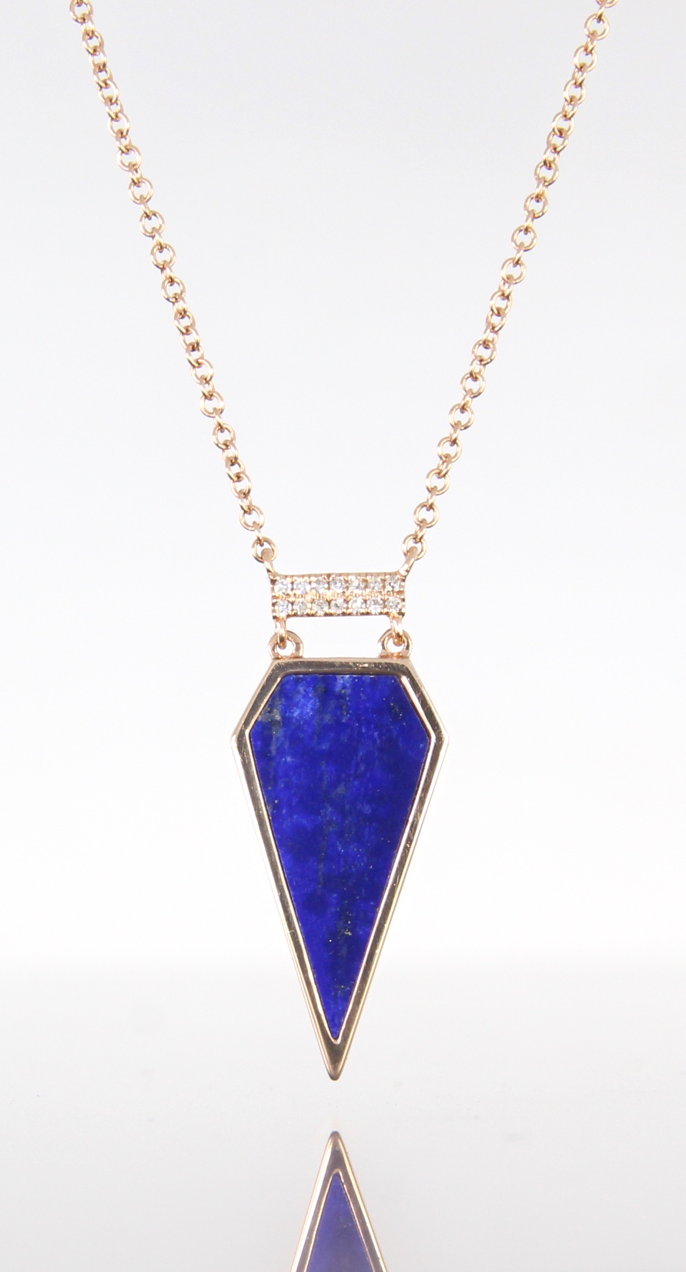 unique-lapis-geometric-pendant-yellow-gold-diamond-accent-jewelry-craft-revival-jewelry-store-grand-rapids