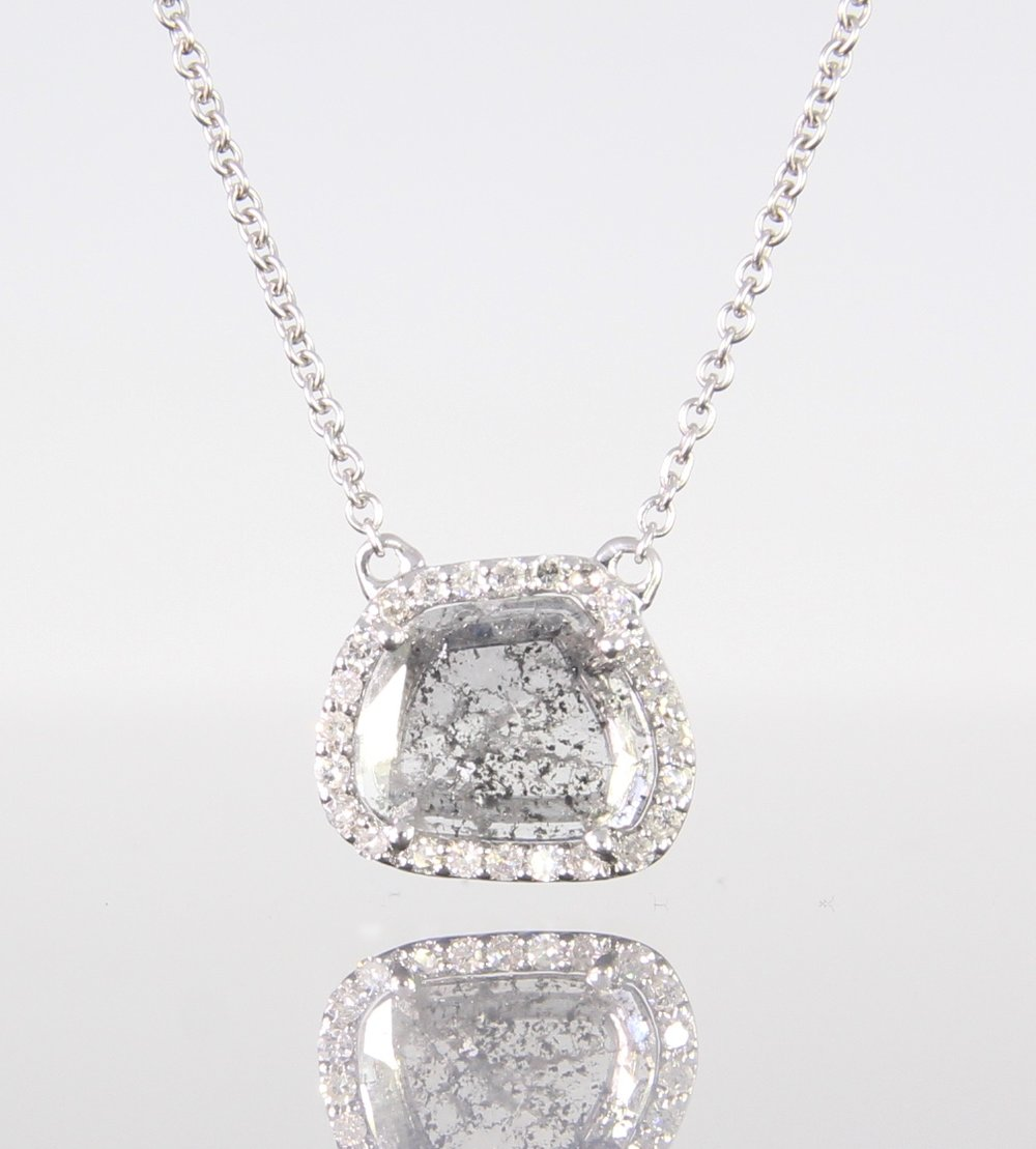 unique-rough-diamond-slice-diamond-halo-fashion-pendant-craft-revival-jewelry-store-grand-rapids