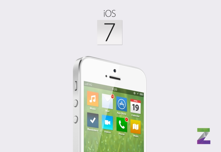 iOS 7 Preview by Simply Zesty