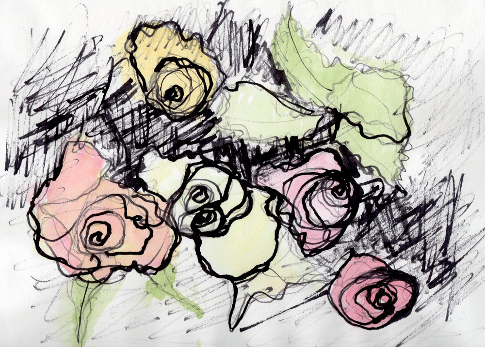 Roses and Gesture