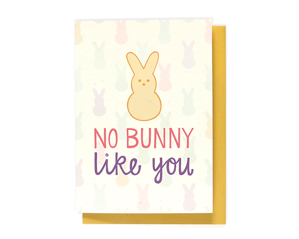no bunny like you - hennel paper co.