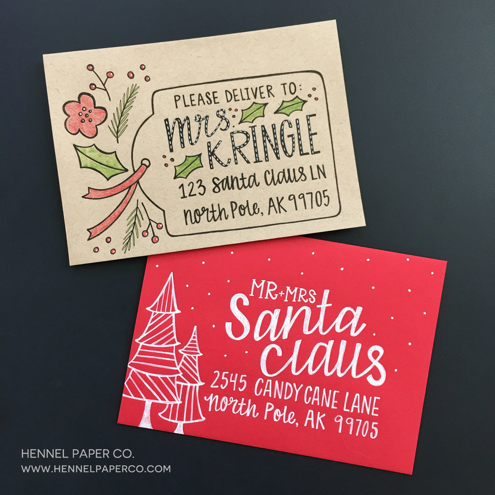 Creative Hand Lettered Envelopes.jpg