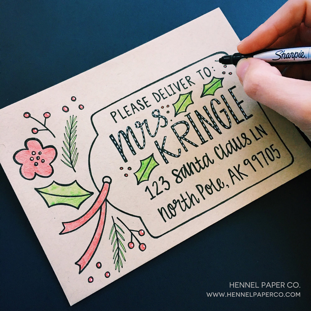 Hand Lettered Envelope 1.jpg