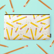 Jayme Hennel Pencil Pouch - Society6