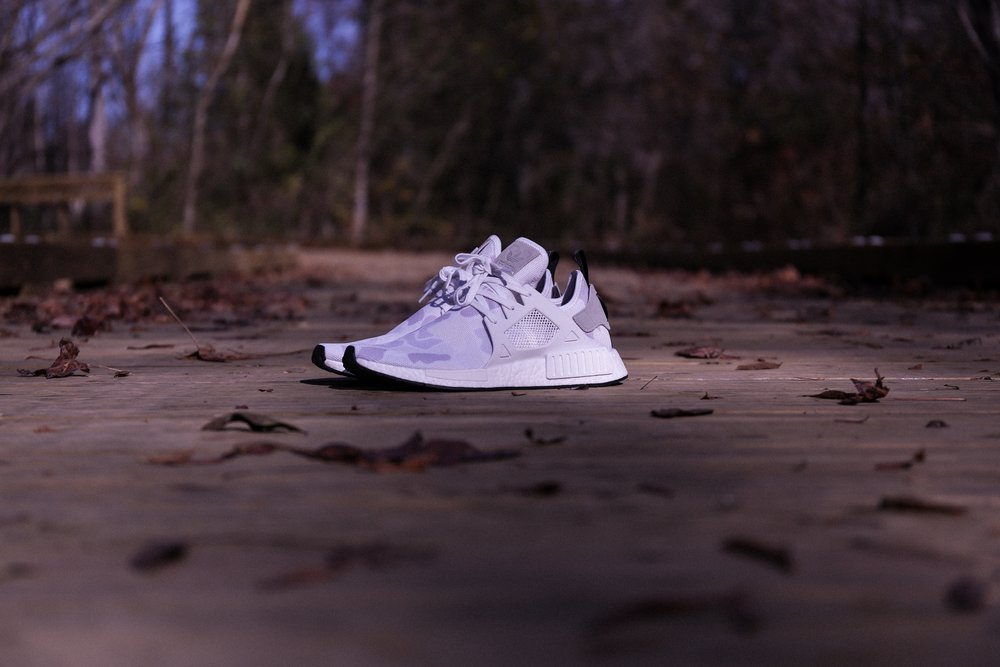Adidas NMDXR1 PK W BB2369 Color: White Size