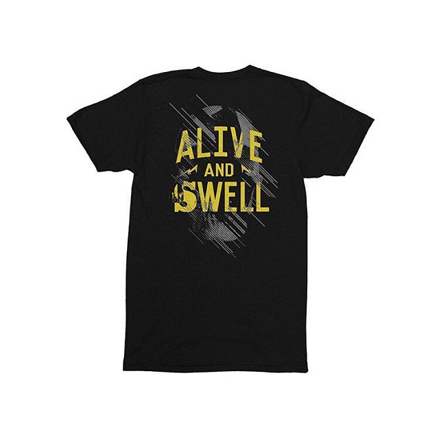 ALIVE + SWELL #headheldhighbrand 💀💀💀